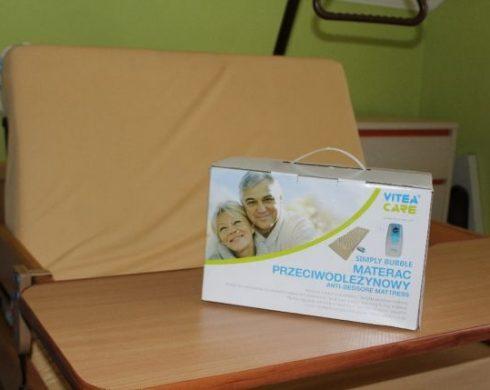 Do sprzedania używane, niemieckie łóżko rehabilitacyjne